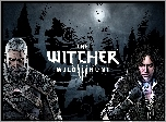 Witcher 3, Wiedźmin, Yennefer, Geralt